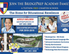 Cover photo of the BridgePrep Academy of Osceola album